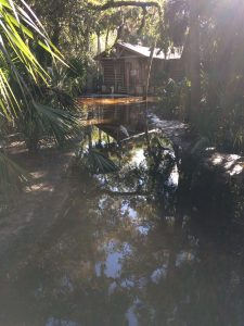 DEC Contracting Group, Inc. helped improve five flooded cabins at Myakka State Park.